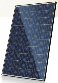 Canadian Solar Panel Black Frame 255 watt