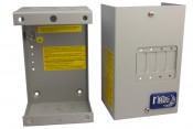 MNEDC-QUAD Enclosure for 1-4 Panel Mount Breakers