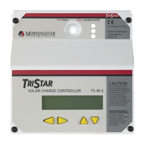 Morningstar TriStar TS-M2 Face plate for Tristar controller with digital display
