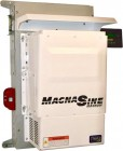 Magnum MS-4024 120VAC 24VDC Inverter Mounted on E-Panel