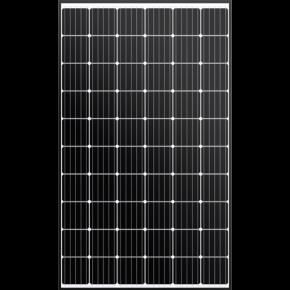 300 watt Solar Panel Black Frame MONO