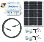 RV50-SG4 Solar Panel 50W RV Kit with SG-4 12V Solar Controller