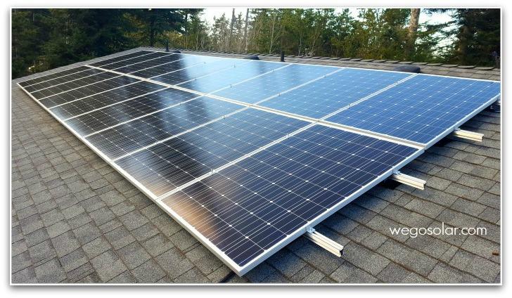 Solar Panel Installer Cowichan Valley Duncan BC Vancouver Island