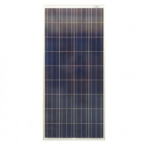 160 Watt Solar panel with Junction Box