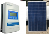 Solar Panel RV Kit - 275W solar panel with 30A MPPT SOLAR controller