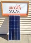 mono solar panel module mono 12V 165W