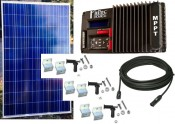 265 Watt Solar Panel RV Kit with MidNite Solar MPPT Solar Contoller
