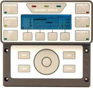 Outback Mate3S Inverter Remote