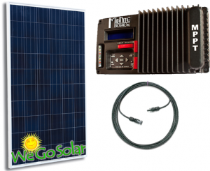 530 Watt Solar Cabin Kit