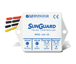 Sun guard 4.5A Solar Controller regulator Morningstar