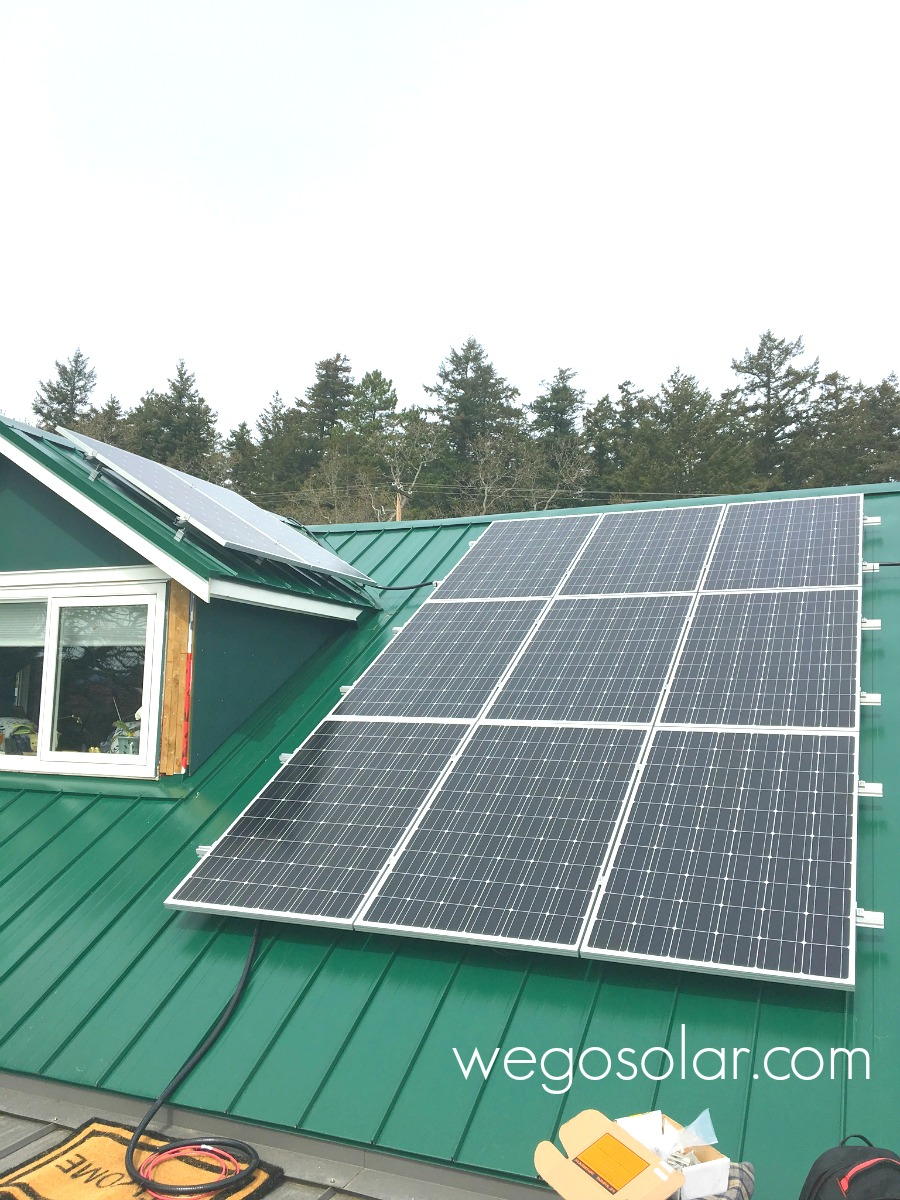 SOLAR PANEL GRID TIE SYSTEM 10KW - We Go Solar Canada