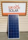 We Go Solar 160W Solar Panel