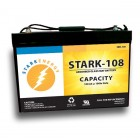 SRK-108AGM Stark AGM 12V Solar Battery Sealed