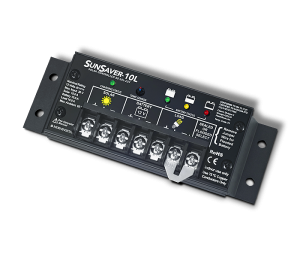 SS-10L-24 SunSaver 10A 24VDC Solar Controller morningstar