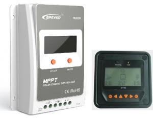 EPS-MPPT-40-REMOTE 40 Amp MPPT Solar Charge Controller with Remote Meter