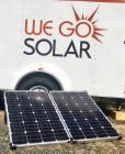 RV-FOLD-140WKIT Solar Panel 140W folding kit with Solar Controller