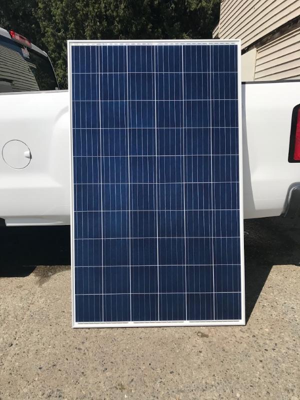 Solar Panel 275w Poly 60 Cell We Go Solar Canada