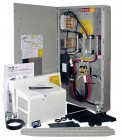 MNE250STM- L MidNite Solar E-Panel Steel Enclosure - 250A breaker & wire for MS4024 or MS2812