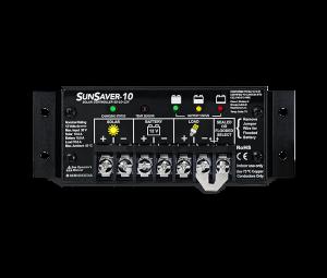 SunSaver 10 SS-10 10A 12VDc Solar Charge Controller regulator