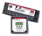 SunSaver Duo Morningstar 25A Solar Controller with remote LCD Display