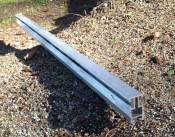 FR-RAIL-UL-128 Fast Rack Low Profile Rails, 10.67', Single Rail Ultra
