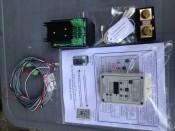 TM-KIT-CONTROLLER Kit includes TM-2030RV monitor, 20' Harness, 500mA Shunt, SC-2030 Controller & TS-2