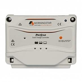 Morningstar Prostar 30 PWM 12/24VDC Solar Controller