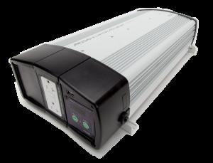 KISAE 2000W 12V 55A Pure Sine Wave Inverter ICI220055