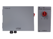 ICPLUS-2 Integrated Combiner Solution for PV Rapid Shutdown and AFCI